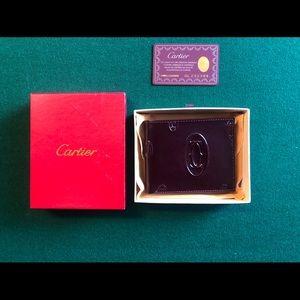 Cartier Men's Wallet